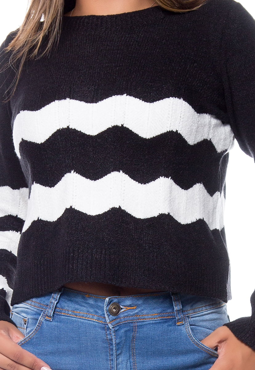CROPPED MOUSSE 2 CORES cod: SF41